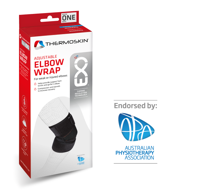 Thermoskin EXO™ Adjustable Elbow Wrap - 80117
