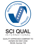 SCI QUAL International - Quality Approved Company