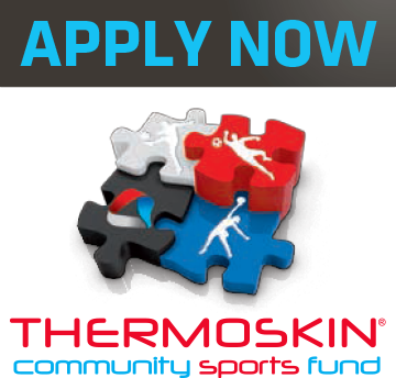 Thermoskin Community Sports Fund 2016, Apply now