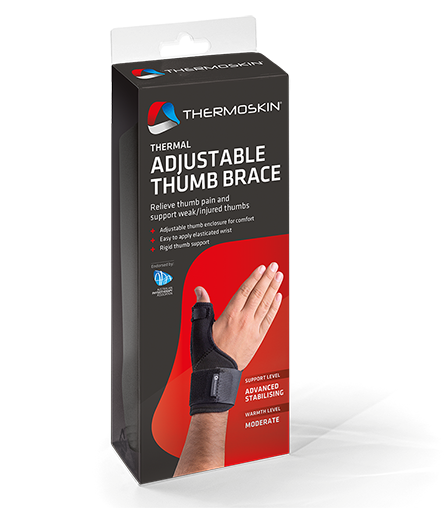 Thermoskin Adjustable Thumb Brace - 80171