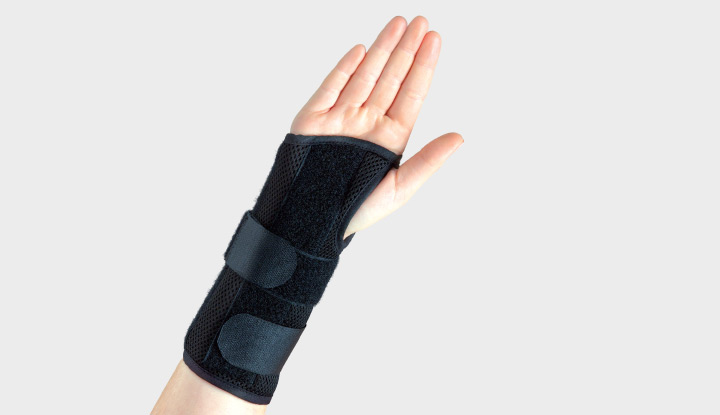 Thermoskin Adjustable Wrist Brace - 80642/80643