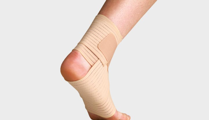 Thermoskin Elastic Ankle Wrap - 8*605