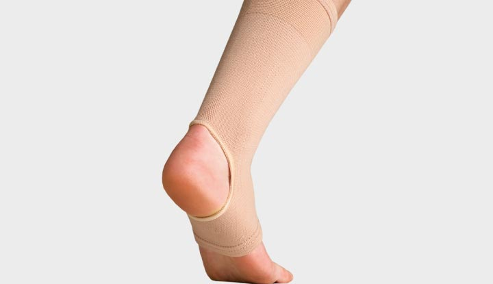 Thermoskin Compression Ankle Sleeve - 8*604