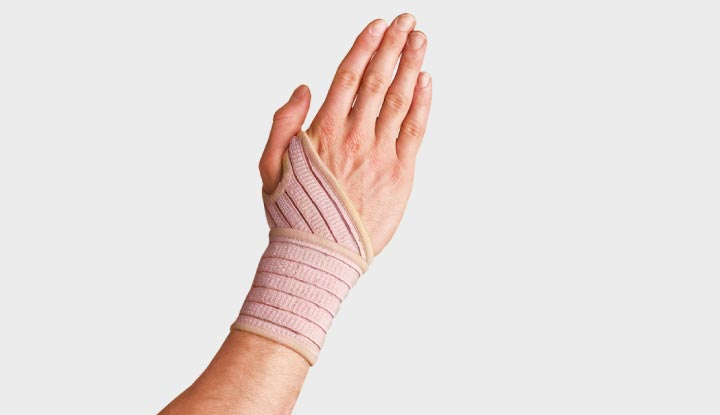 Thermoskin Elastic Wrist Wrap - 80626