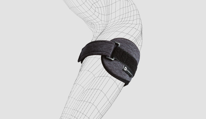 EXO™ Dual Pad Tennis Elbow Support