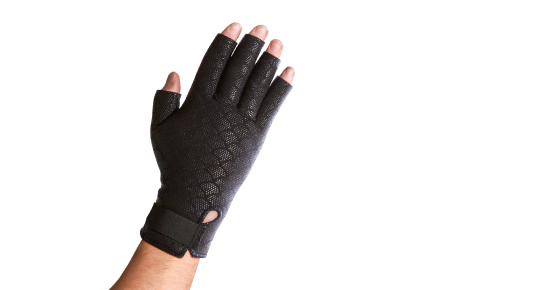 Thermoskin Thermal Gloves - Black 8*199 (sold in pairs)