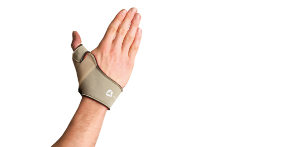Thermoskin Mouldable Thermal Thumb Splint - Left 8*263 Right 8*264