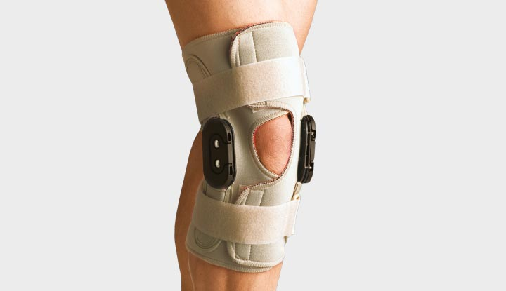 Thermoskin Knee Brace Open Flexion Extension (ROM) Hinge - 8*285