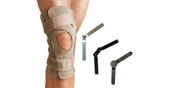 Thermoskin Knee Brace Open Wrap - SPH 8*276 DPH 8*277 ROM 8*278