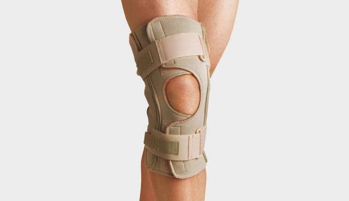 Knee Brace Open Wrap