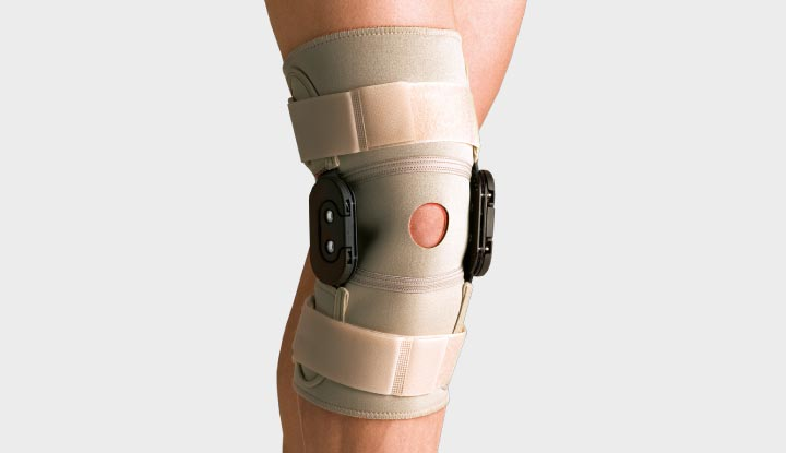 Knee Brace Flexion Extension (ROM) Hinge