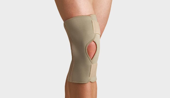 Adjustable Knee Wrap Stabiliser