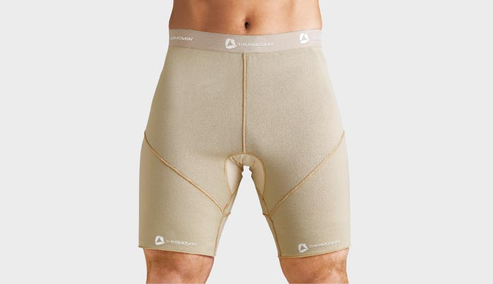 Thermoskin Shorts - Beige 8*225