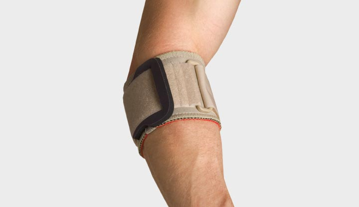 Thermoskin Adjustable Tennis Elbow Strap - Beige 8*205