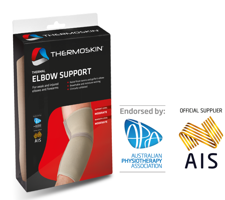 Thermoskin Thermal Elbow Support - Beige 8*217