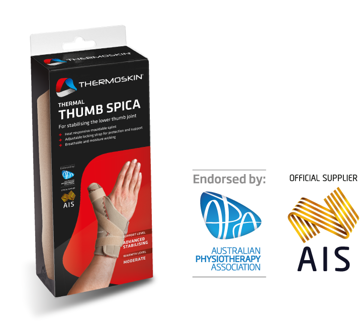 Thermoskin Thermal Thumb Spica - Left 8*257 Right 8*258