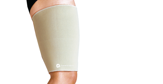 Thermoskin Thigh Hamstring Support - Beige 8*211