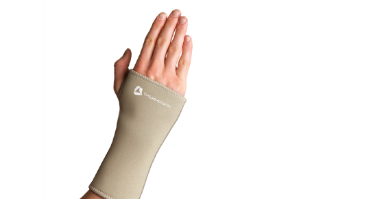 Thermoskin Thermal Wrist - Beige Left 8*214 Beige Right 8*215