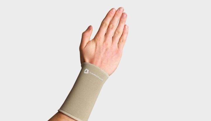 Thermoskin Thermal Wrist Support - Beige 8*216